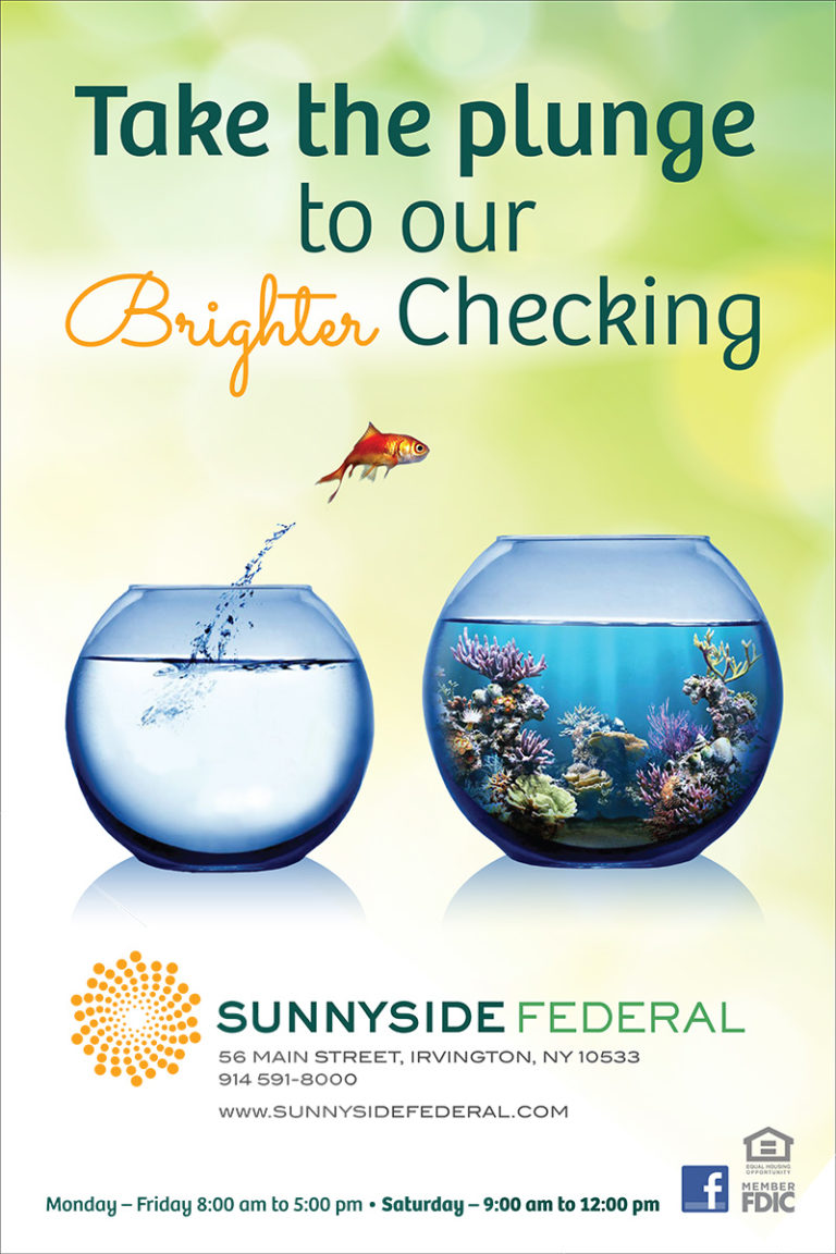 Sunnyside Bank Brighter Checking