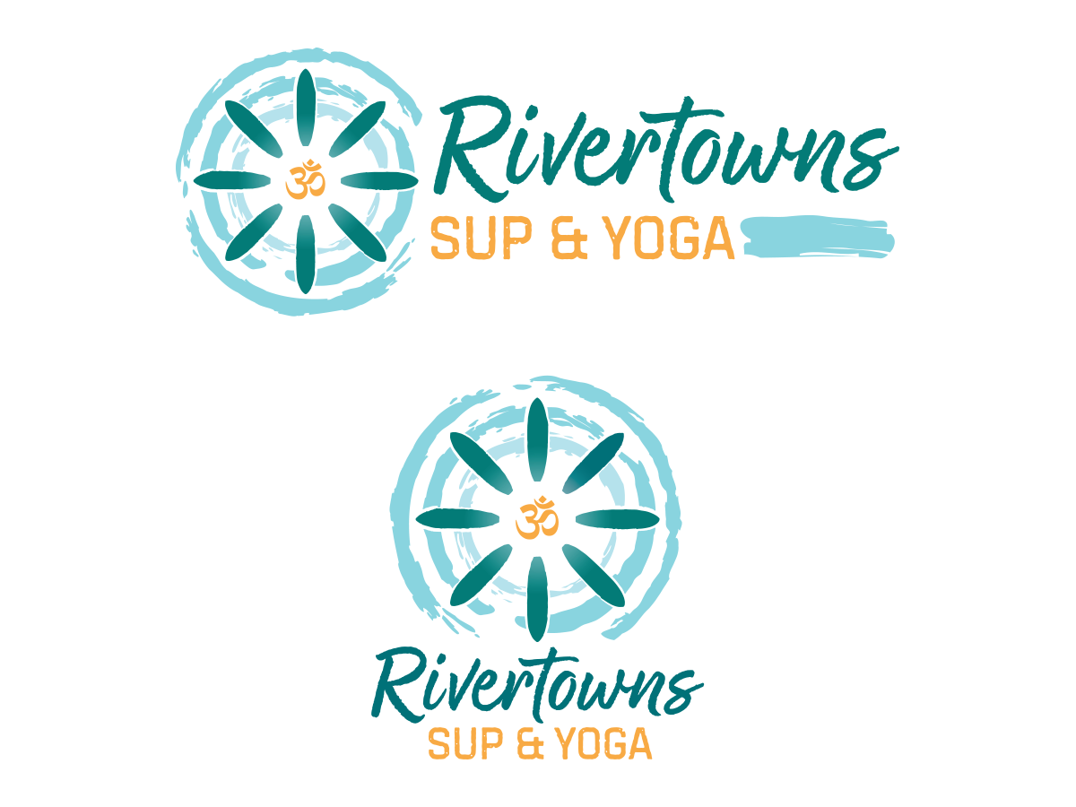 Rivertowns SUP & Yoga Logo
