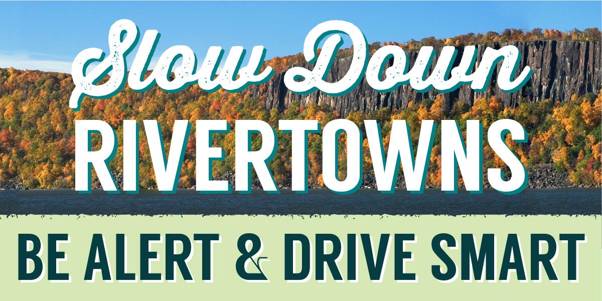 Slow Down Rivertowns