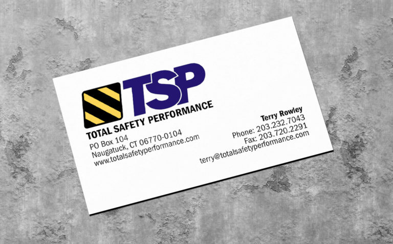 TSP Business Card